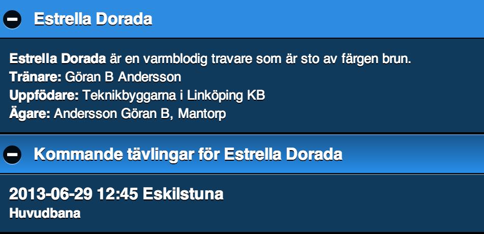 Eskilstuna – 29/6